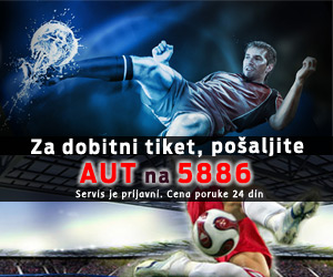 SMS Siguran Tiket Dana Srbija